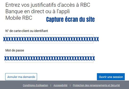 ouvrir nouveau compte rbc en ligne