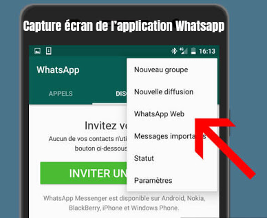 whatsapp version web