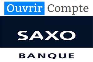 Compte Saxo banque
