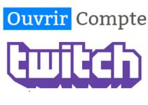 Faire un stream twitch sur pc