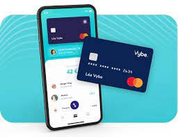 Application mobile néobanque Vybe