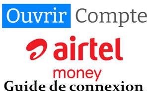 Airtel money mon compte