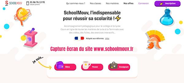site pour reviser cours gratuit