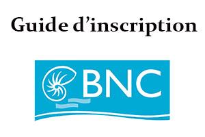 BNC inscription