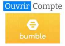 Ouvrir un compte Bumble